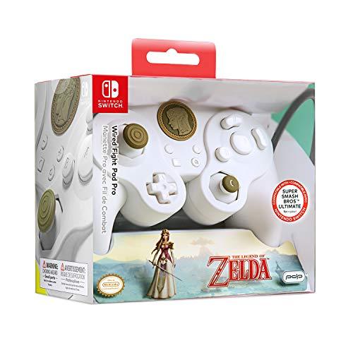 Pdp Controller Smash Nintendo Switch Zelda Bianco - Essentials - Nintendo Switch