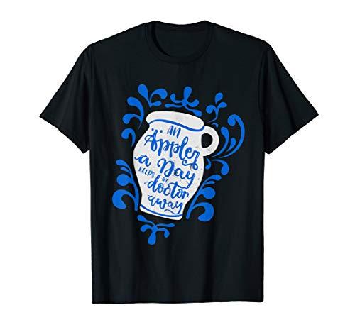 Äppler Bembel Spruch | lustiges Apfelwein Design für Hessen T-Shirt