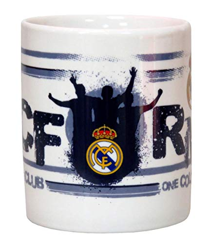 Real Madrid 8426842054933 Taza 300 ml (MG-033-RM), 0