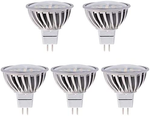 HERO LED MR16 DIM 24T DW Dimmable MR16 GU5 3 12V LED Halogen Replacement Bulb 120 Degree Wide product image