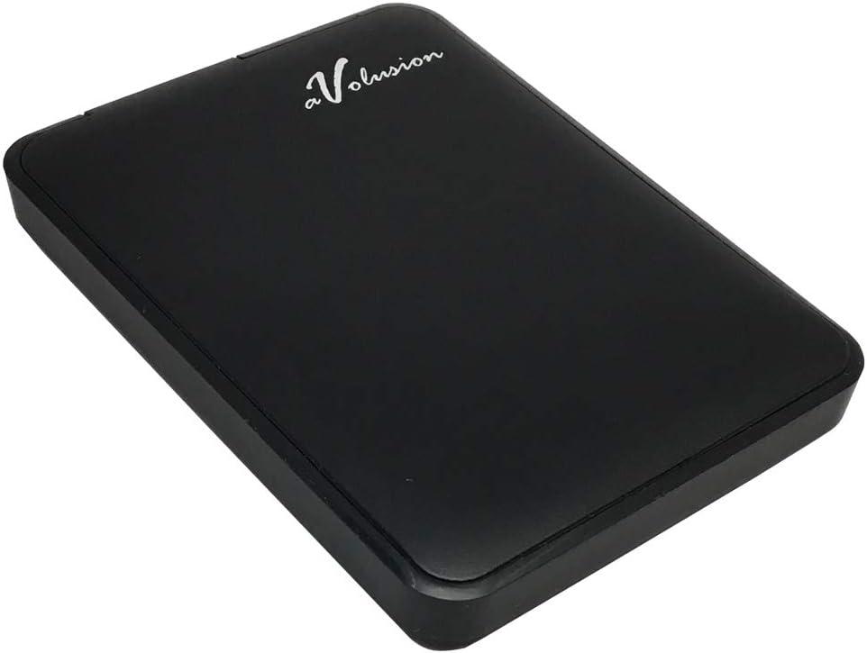 Avolusion 2TB USB 3.0 Portable PS4 External Hard Drive (PS4 Pre-Formatted) HD250U3-Z1-2TB-PS - 2 Year Warranty