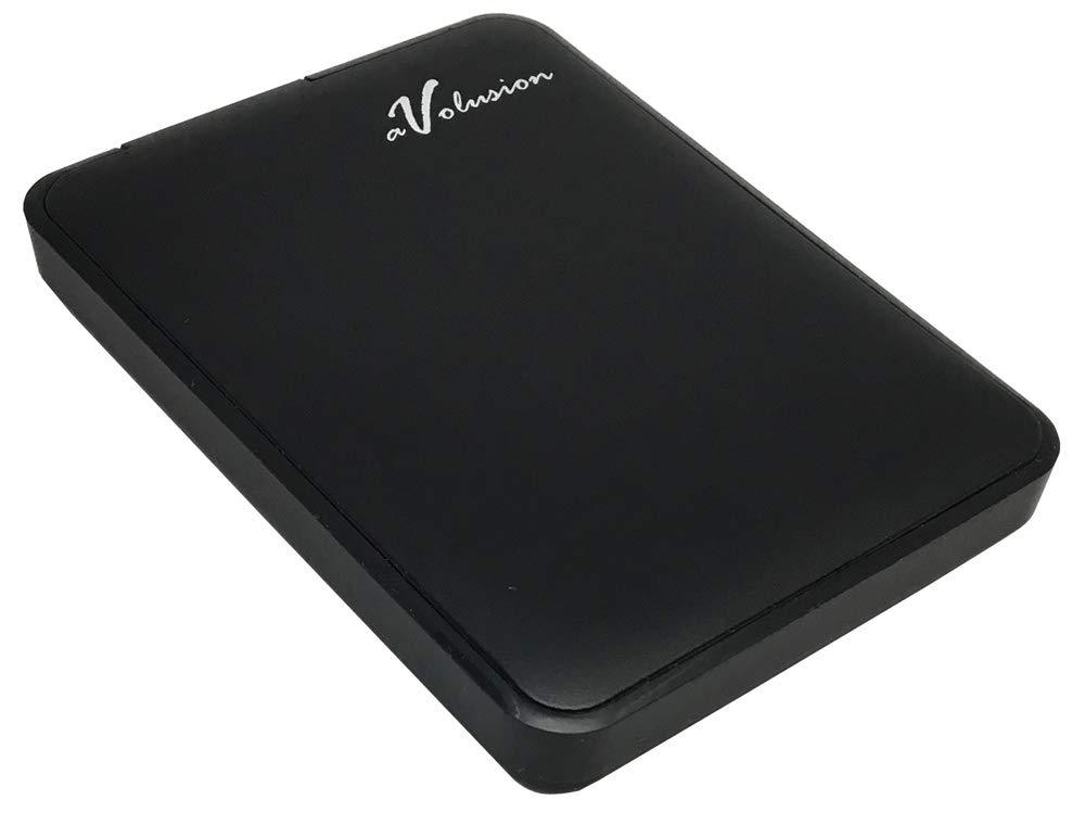 Avolusion HD250U3 Z1 Lightweight Portable Pre Formatted