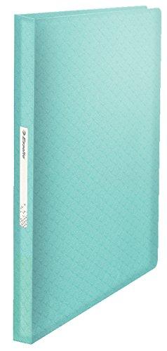 Esselte Colour'Ice Sichtbuch, A4, 80 Hüllen, PP, Blau, 626237