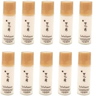 10ea Sulwhasoo Concentrated Ginseng Renewing Emulsion 5ml X 10ea