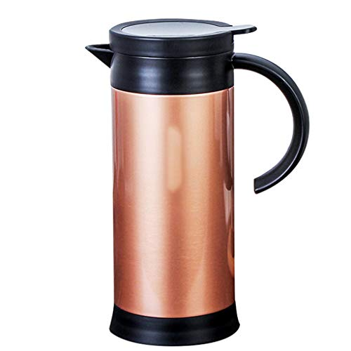 Le Pot Chaud de Vide de Grande Capacité de Pot de Café d'acier Inoxydable 304 pour la Tasse de Voiture/Coupe Droite d'affaires