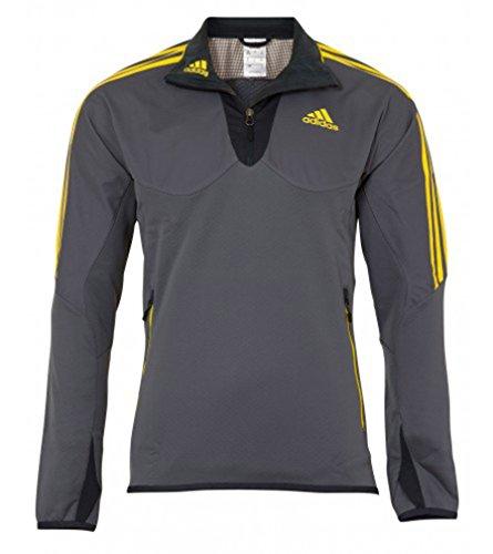 adidas Hybrid Jacket Men Jacke Herren grau G79133, Bekleidungsgröße:XS