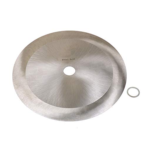 Join Ware 300x32x2.8mm Paper roll Cutter Knife Circular Saw Blade Cutting Disc,Fabric cutting knife,paper cutter blade