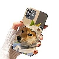 「Aardman」スマホケース iPhone12 カバー iPhone12pro/12 promax 携帯電話保護ケース iPhone XS max 保護カバーiPhone11/11pro/11promax 可愛い スマホシェル 軽量カバー iPhone7/8 アイフォン11用ケース iPhone7plus/8plus スマホケース iPhone X/XS iPhone XR  耐衝撃 全面保護 面白い いぬ