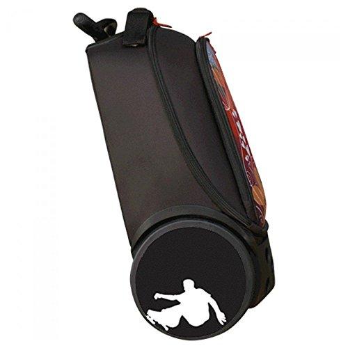 Nikidom 3628729031 - Roller adhesivos ruedas wild logo