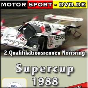 Supercup 1988 Qualifilkationsrennen Norisring
