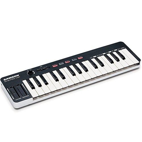 Samson M32 Graphite Midi Keyboard
