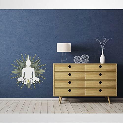 Etiqueta engomada de la pared del profesor ilustrado etiqueta espiritual sagrada etiqueta desprendible DIY arte decoración de la pared mural arte de la pared decoración del hogar bk266