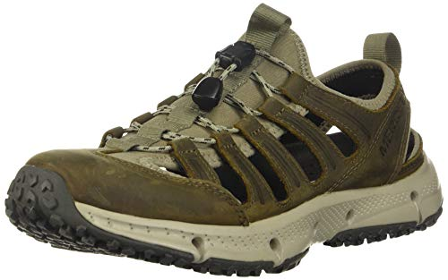 Merrell Men's Water Shoe HYDROTREKKER, Rock, 10 M
