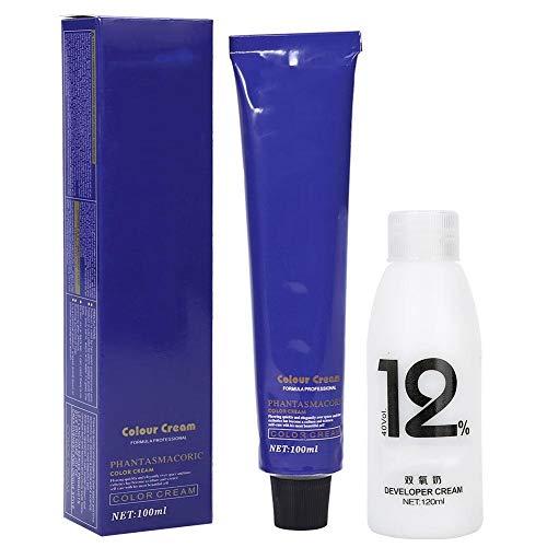 Permanente haarkleurcrème, Voedende haarkleur, Excellence Créme Permanente haarkleurcrème, Ammoniakvrije haarkleur, Anti-age haarkleurcrème(ROOS)