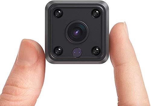 Mini Camera 1080P HD Mini Surveillance Wifi Camera, Home Security Camera...