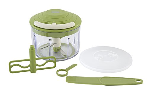 Lurch Germany Multi Chopper with Pull Cord BPA Free (Green)
