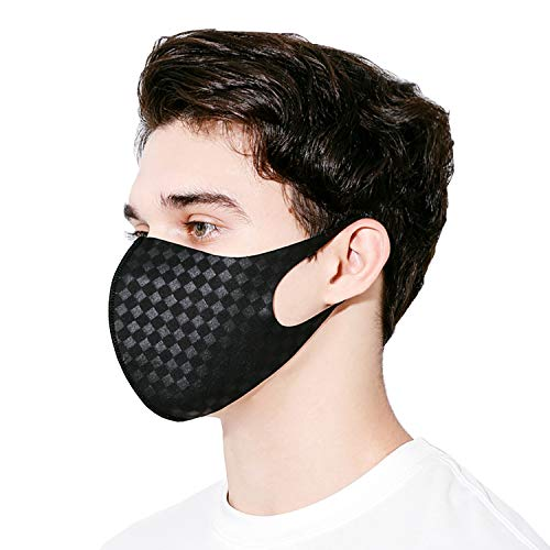 NYBEE SPORT COOLING PROTEX Face Mask UPF 50, Washable, Reusable, Breathable, Lightweight, UV...