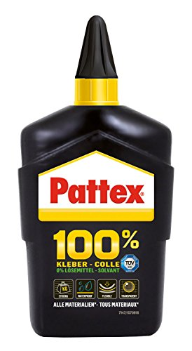Pattex Repair 100% Alleskleber, starker Kleber für den Innen- und Außenbereich, Klebstoff zur Reparatur für verschiedene Materialien, 1x200g