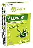 Alaxant – 30 Cápsulas | Relafit – Laboratorios MS | Laxante Natural Vegano | Aloe Vera Sin Aloína | Suministro 1 mes | Tratamiento eficaz contra el estreñimiento y acelera la digestión