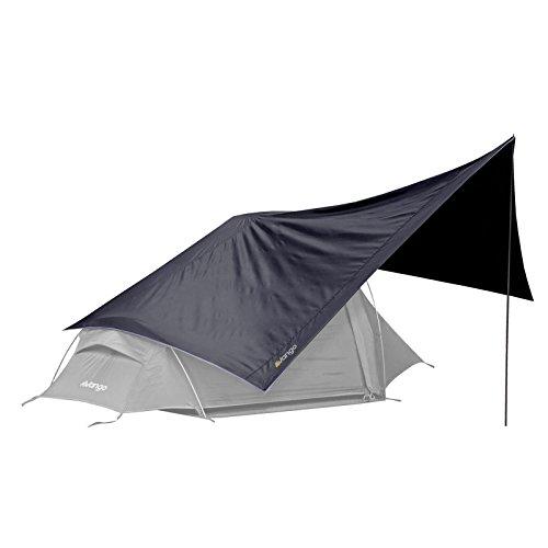 Vango Trek Tarp Sonnensegel Trekking Vor Zelt Dach Schutz Camping Outdoor 5000mm anthrazit