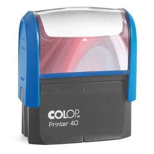 Stempel Colop Printer 40 blau