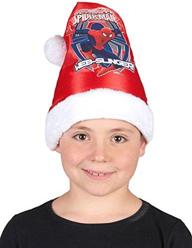 Generique - Bonnet Spiderman Noël