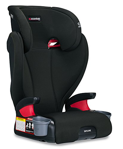 Britax Skyline Belt-Positioning Booster Seat, Dusk