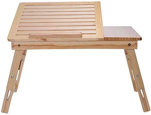 WSHFHDLC mesa de café portátil escritorio estudio de mesa plegable de madera maciza mesa plegable mesa pequeña 50X32X31 cm pequeñas mesas de café