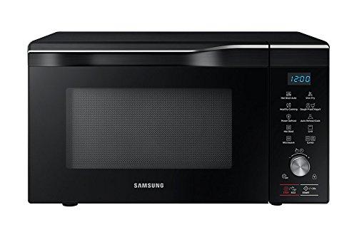 Samsung MC32K7055CK Forno Microonde Grill Combinato, 32 Litri, Hotblast, 900 W, Grill XXL, con Piatto Doratore, Nero