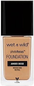 wet n wild Photo Focus Foundation 1 Ounce