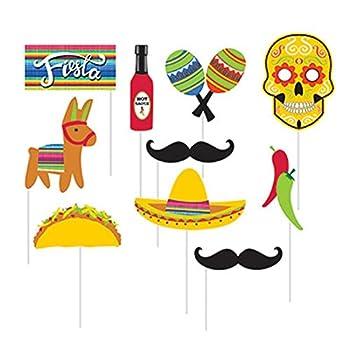 Best fiesta photo props Reviews