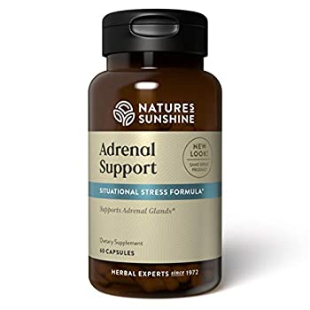 Nature s Sunshine Adrenal Support 60 Capsules