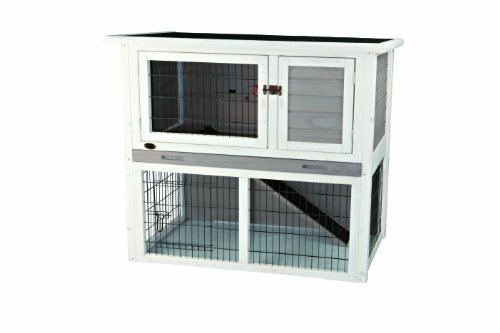 2 Rabbit Hutch Outdoor
