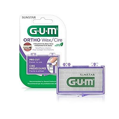 GUM 10070942007242 Orthodontic Wax