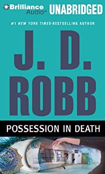 MP3 CD Possession in Death (In Death Series) Book