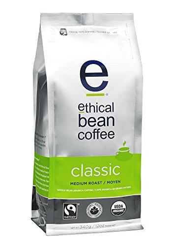 Ethical Bean Fair Trade Organic Coffee