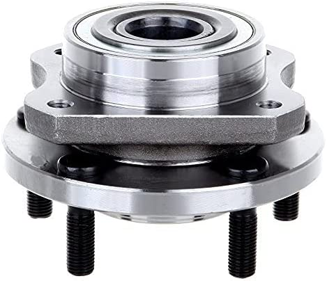 ECCPP Wheel Hub and Bearing 1996-2007 fit 513123 Front Popular products Superior Assembly