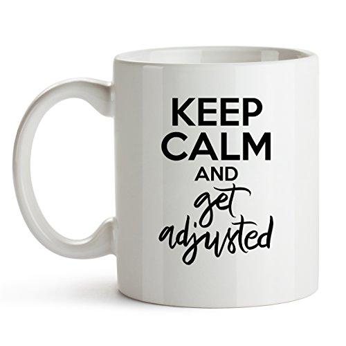 Younique Designs Chiropractor Coffee Mug, 11 Ounces, Chiropractor Cup, Chiropractor Doctor Mug