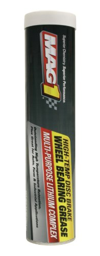 Mag 1 723-10PK High-Temp Disc Brake Wheel Bearing Grease - 14 oz., (Pack of 10)