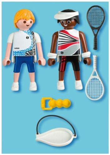 PLAYMOBIL 626722 - Olímpico Tenis: Amazon.es: Juguetes y juegos