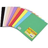 Carchivo 133319, Pack 10 Hojas Goma Eva 2 mm, 220 x 300 mm, Multicolor