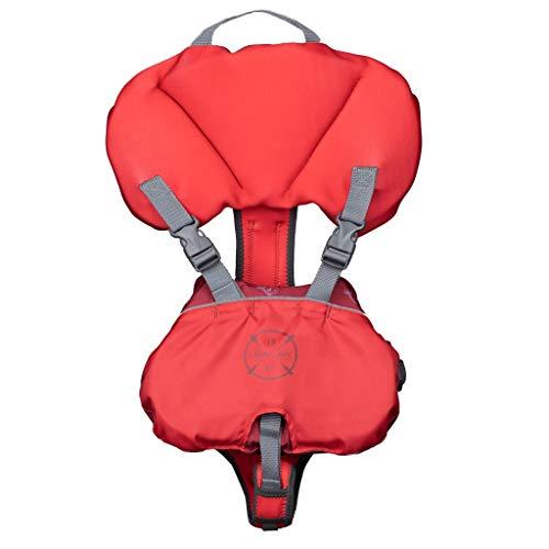 Level Six Puffer Baby Flotation Vest - Crimson