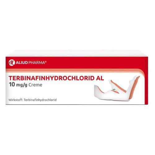 TERBINAFIN HYDROCHLOR.AL 10m 15 g Creme