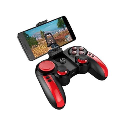 Dmqpp Gamepads for Mobil drahtloser Bluetooth-Game-Controller mit Ständern Handys Handy Zusatzwerkzeug