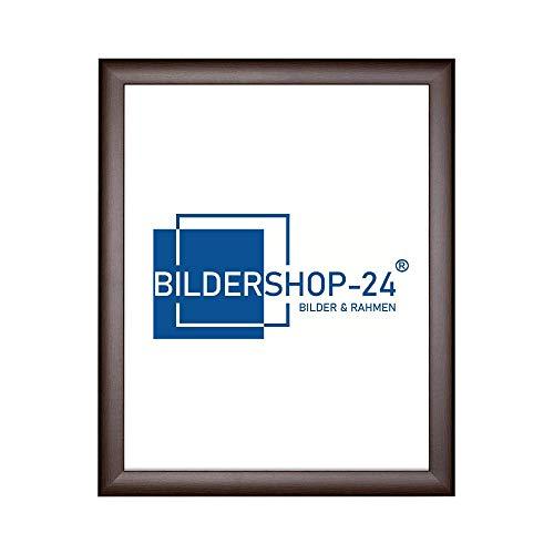 Bildershop-24 Cadre à Puzzle / Photo Valencia 38X54cm Palissandre d'Afrique pour 300-500 Pièces