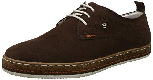 Duke Men's Brown Sneakers-10 UK/India (44 EU)(FWOL363)