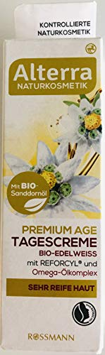 Alterra Tagescreme Premium Age Bio-Edelweiß 50 ml