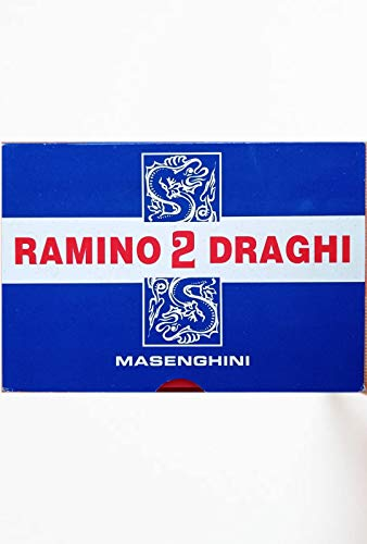 Masenghini- Carte da Gioco, Plastica