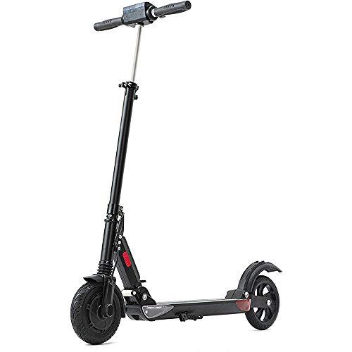 Patinete eléctrico plegable con pantalla E Scooter 7,5 Ah   350 W   25 km/h   para jóvenes y adultos