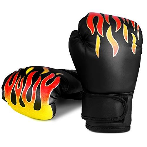 Dioche Boxhandschuhe Kinder, Neues Modell Boxhandschuhe für Kampfsport/Kickbox, Kinder Cartoon Sparring Boxhandschuhe mit optimaler Schlagdämpfung, Lange Haltbarkeit, für Training Alter 5-12 Jahre